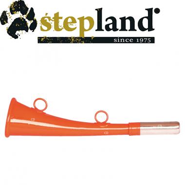 TROMPE PLATE METAL STEPLAND...