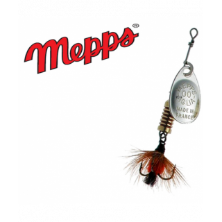 CUILLER MEPPS AGLIA ARGENT...