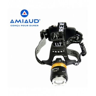 LAMPE FRONTALE LEDS AMIAUD...