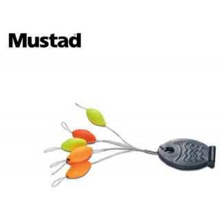 FLOTT APPÂTS MUSTAD PAR 6