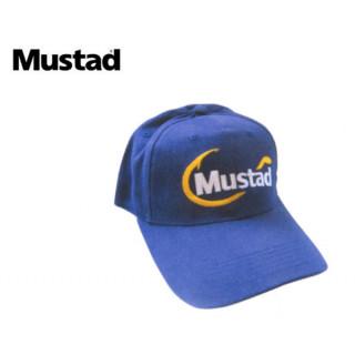 CASQUETTE MUSTAD BLEU