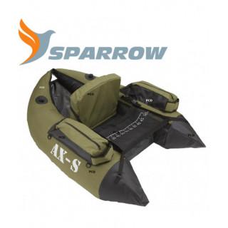 FLOAT TUBE SPARROW AXS DLX...