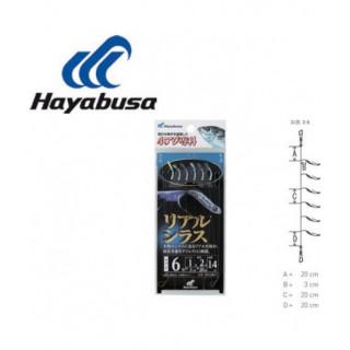 BAS DE LIGNE HAYABUSA HS201...