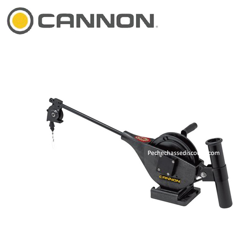 Cannon Lake Troll Treuil manuel pour la p/êche