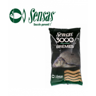 AMORCE SENSAS 3000 BREMES 3KG