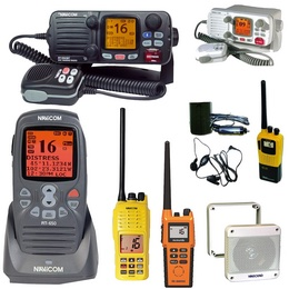 Radios et VHF