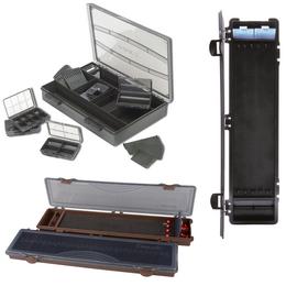 Boites de rangement et System Box Carpe