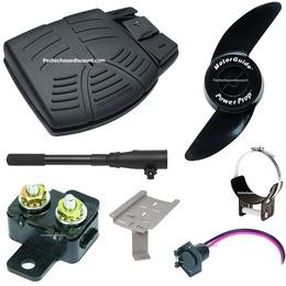 Accessoires pour moteurs électriques