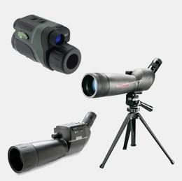 Télémètres, Télescopes et Laserscopes