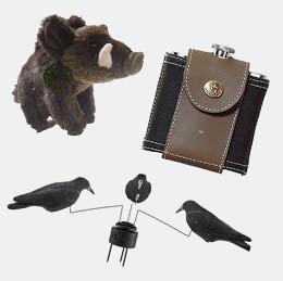 Peluches, bronzes et idées cadeaux