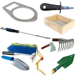 Couteaux et Outils pour Pêche à pied