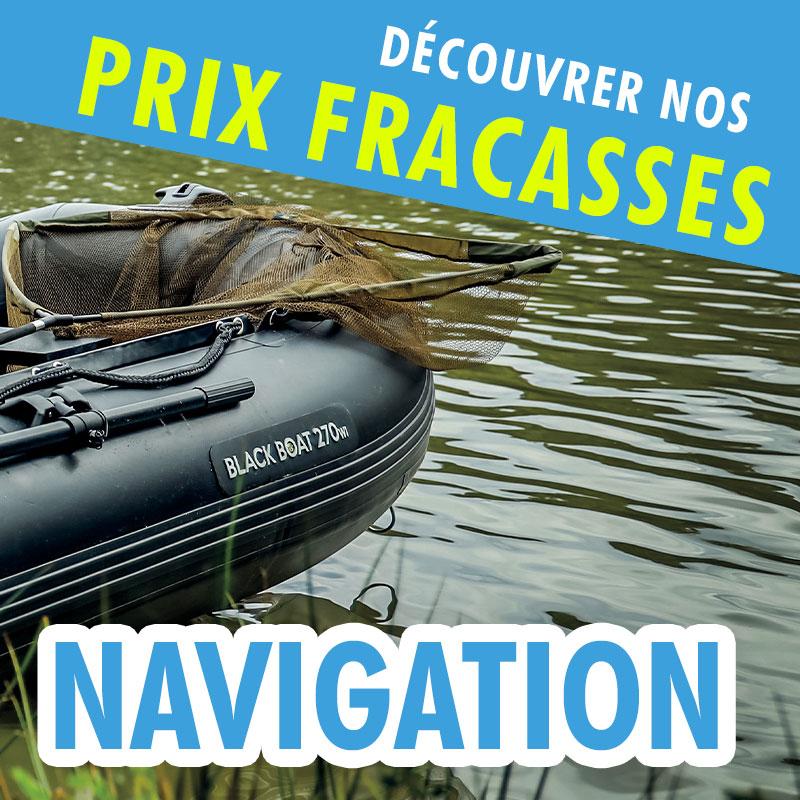 Prix Fracassés NAVIGATION