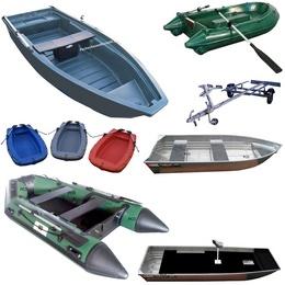 Barques, bateaux et remorques